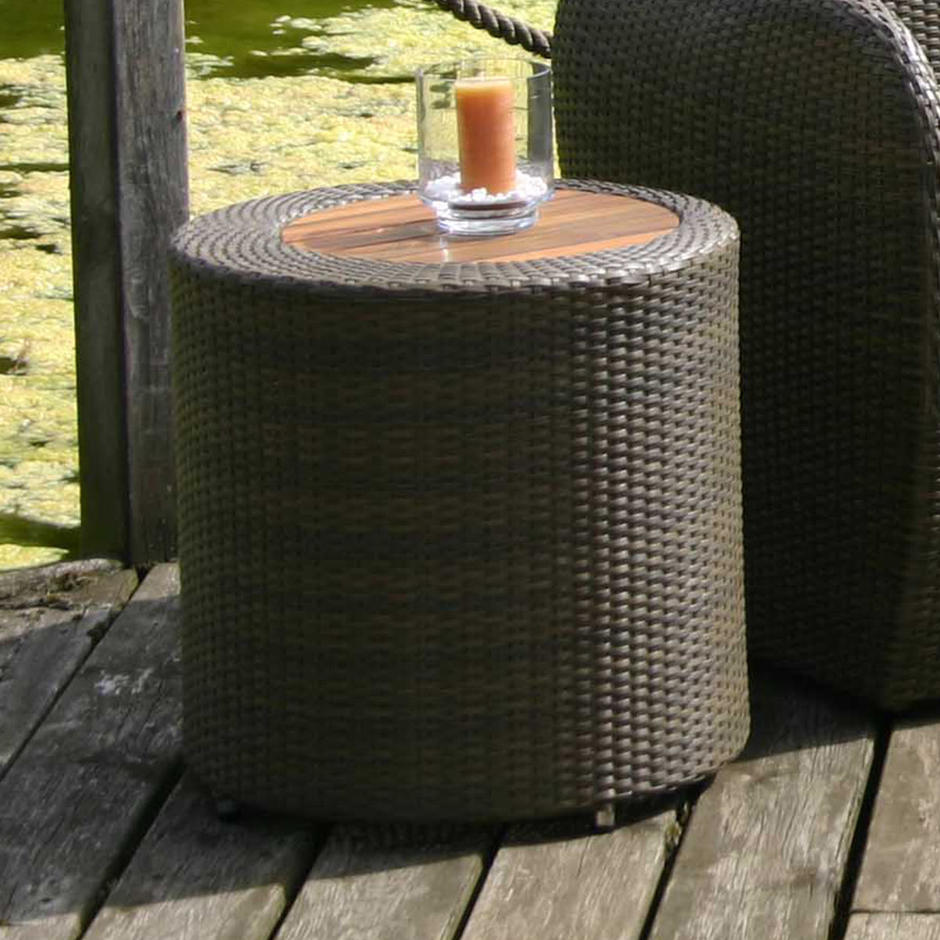 Concentric Occasional Side Coffee Table
