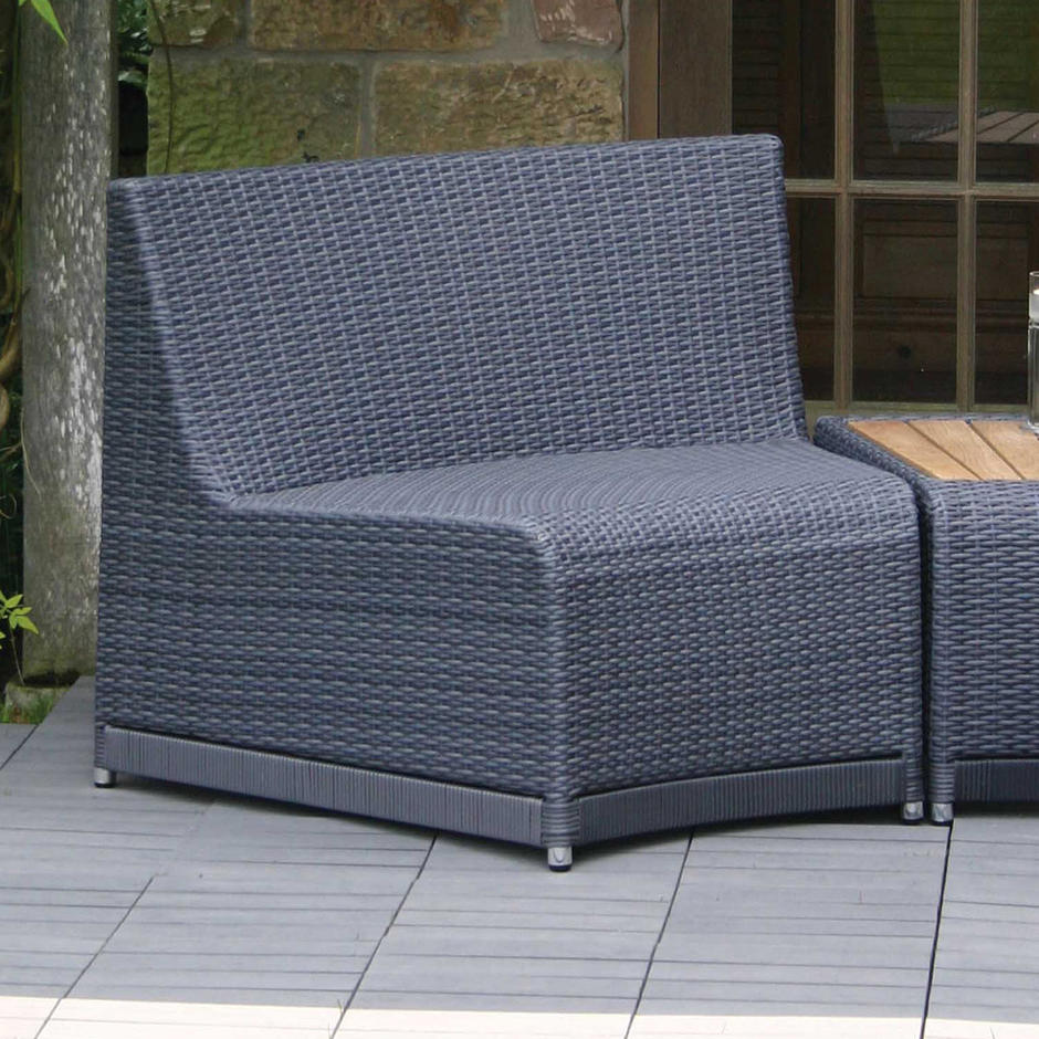 Oasis Outdoor Curved Modular Seat
