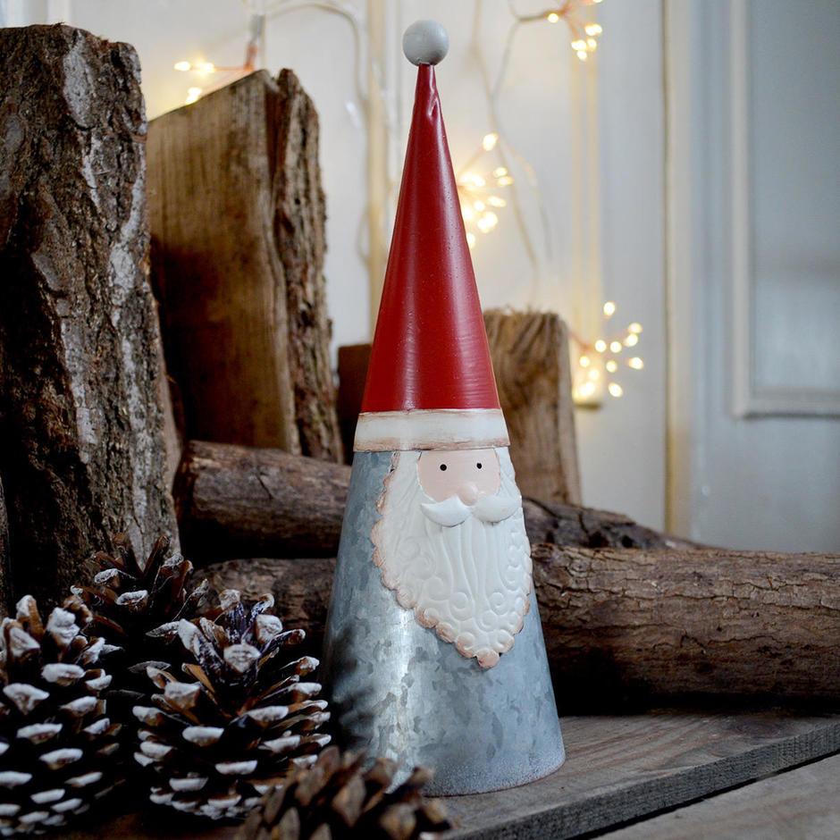 Kris Kringle Santa Decoration