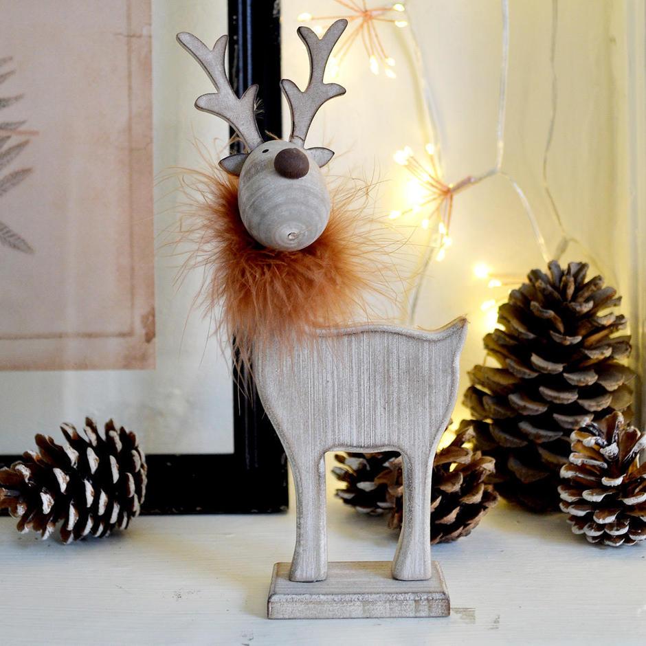 Daphne Reindeer Decoration
