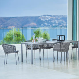 Moments Stackable Dining Chairs