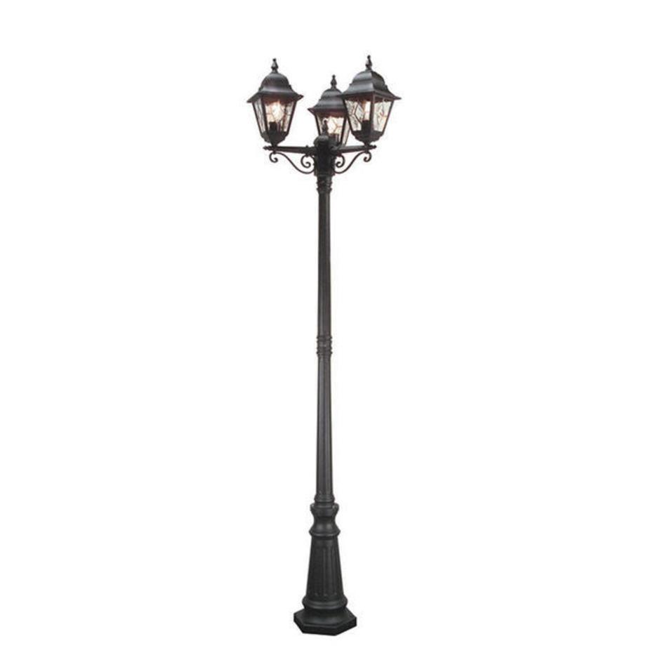 Norfolk Outdoor Triple Post Lantern