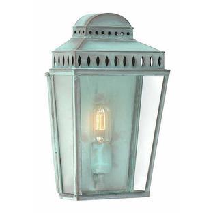 Mansion House Outdoor Flush Wall Lantern