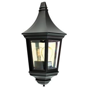 Valencia Outdoor Flush Wall Lantern