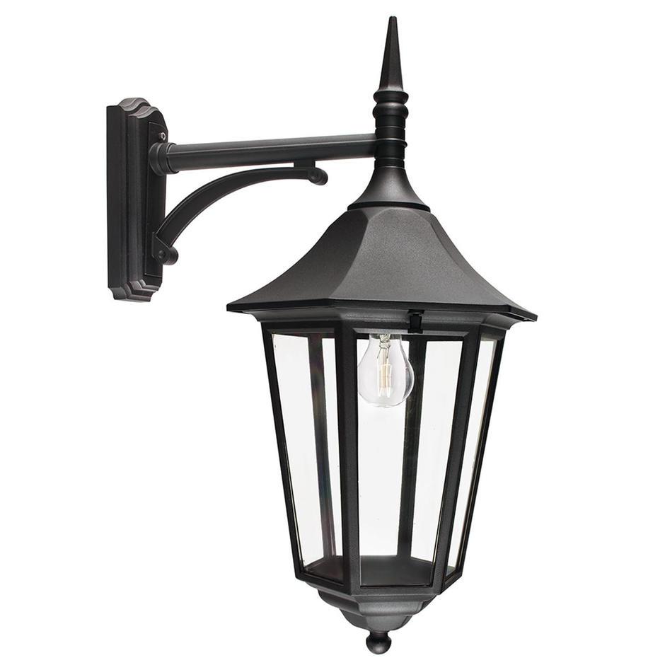 Valencia Grande Outdoor Down Wall Lantern