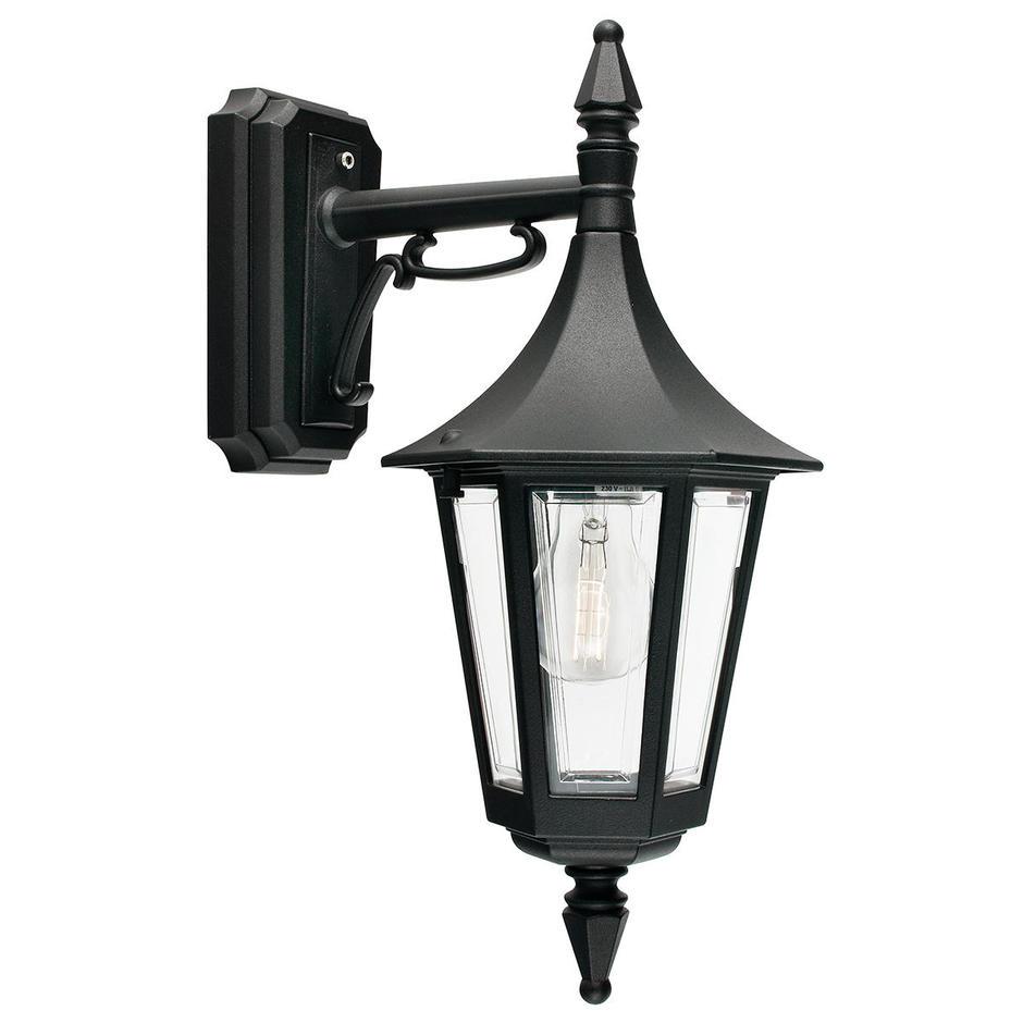 Rimini Outdoor Down Wall Lantern