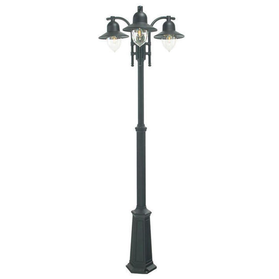 Como Outdoor Triple Post Lantern