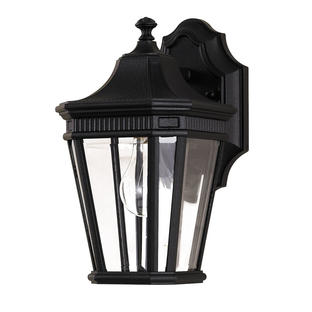 Cotswold Lane Outdoor Small Wall Lantern