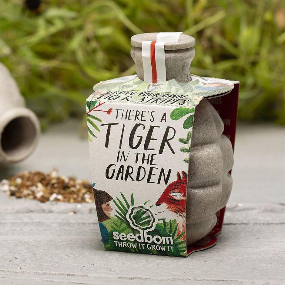 Seedbom Tigerbom