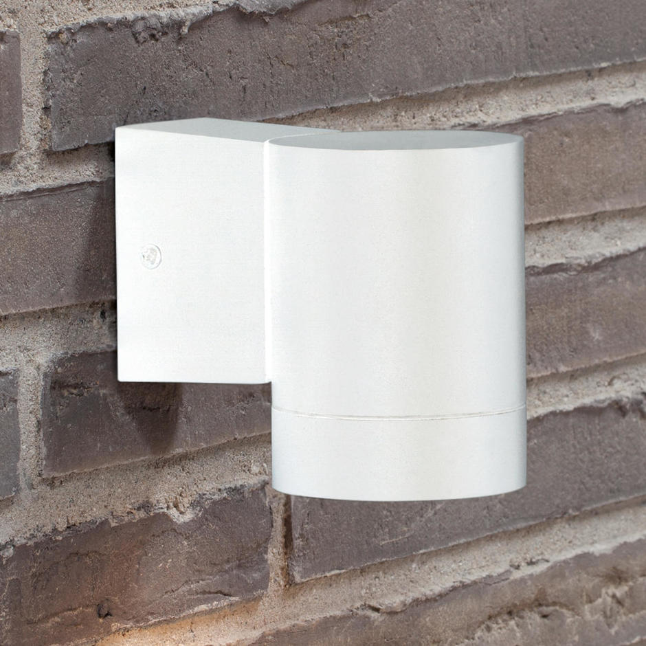 Tin Outdoor Maxi Single Wall Lighting