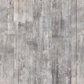 Concrete Wallpaper - Wood Print Concrete