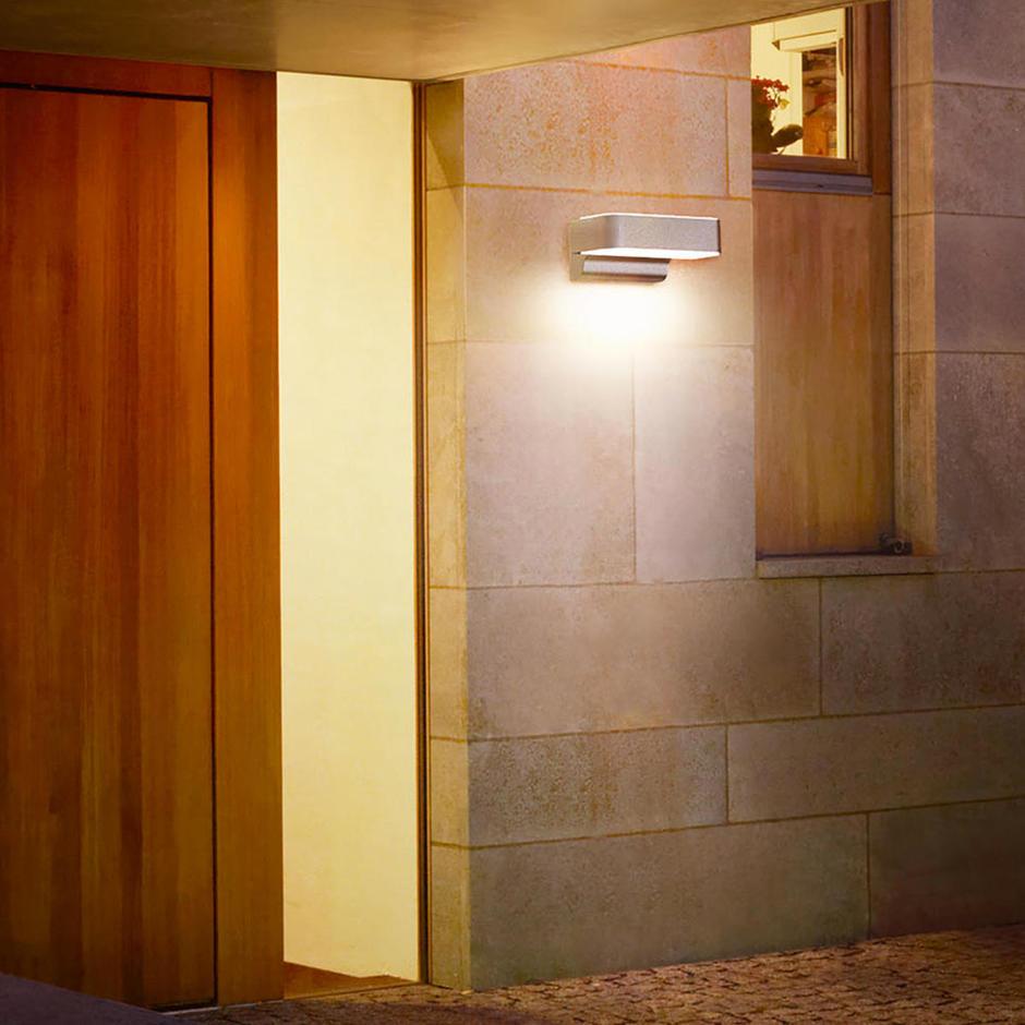 Horizontal iHF Sensor LED Downlight