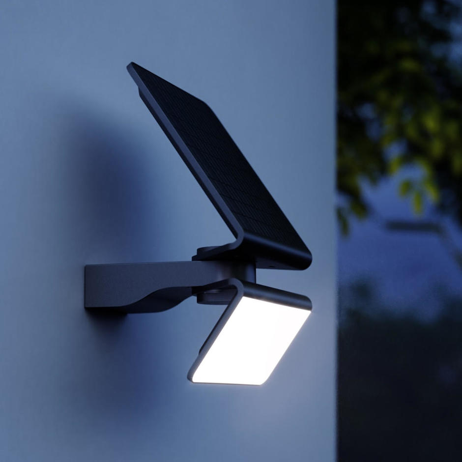 Solar Outdoor LED Floodlights