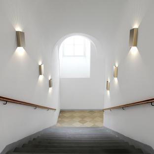 Fold Outdoor LED Wall Lights