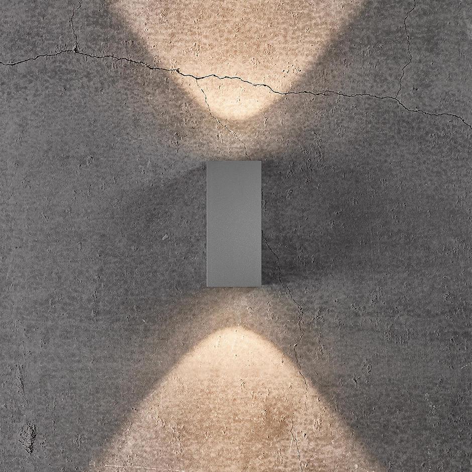Asbol Kubi Outdoor Wall Lights