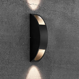 Pignia LED Outdoor Up/Down Wall Light