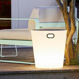 Inouï LED Illuminated Stool