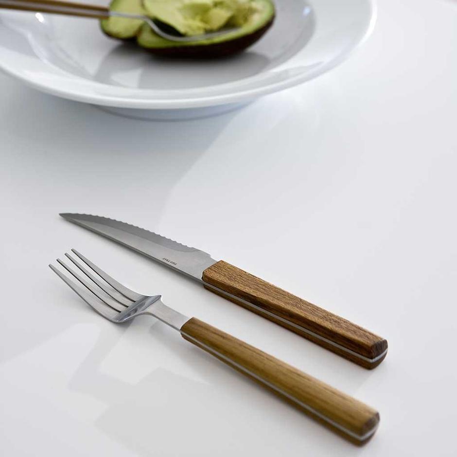 Nordic Steak Cutlery