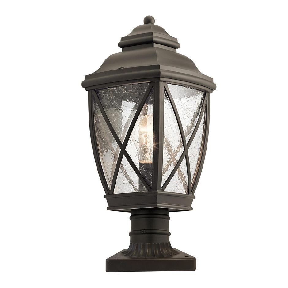 Tangier Pedestal Lamp