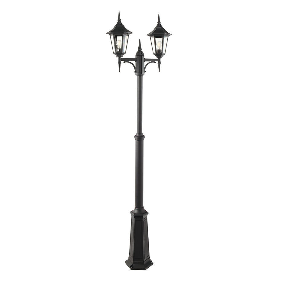 Valencia Outdoor Double Post Lantern