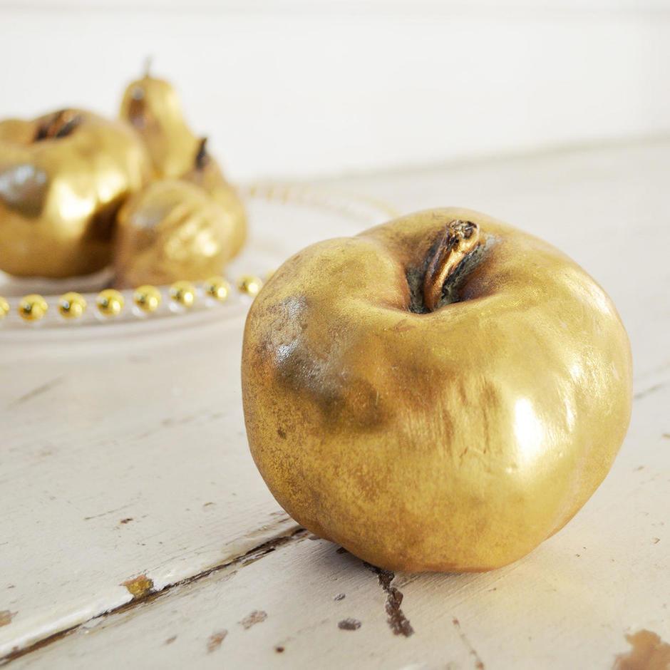 Gilded Apple Curio
