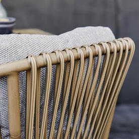 Ocean Outdoor Aluminum Chair