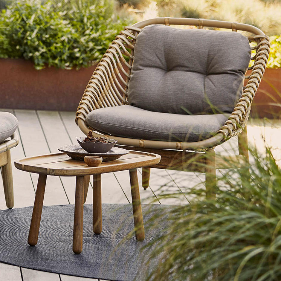 String Outdoor Lounge Chair