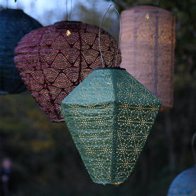 Solar Balloon Outdoor Summer Lantern