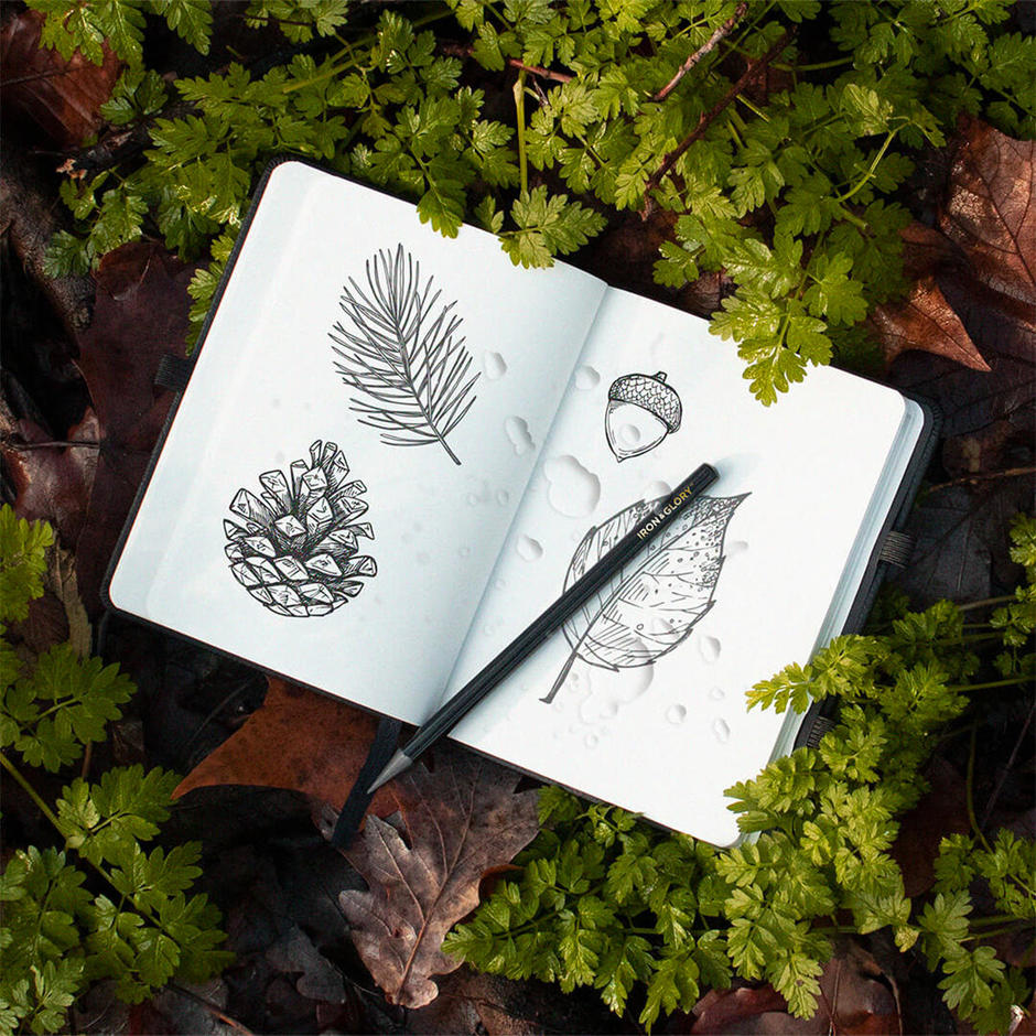 Weatherproof Notepad