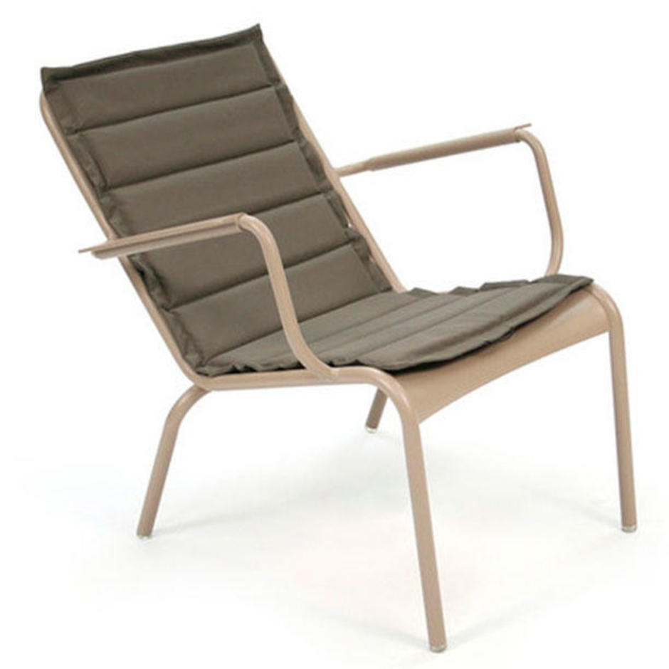 Luxembourg Low Armchair Cushions
