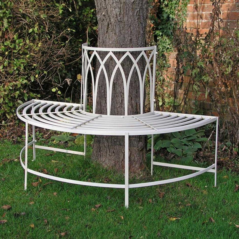 Gothic Half Tree Seat