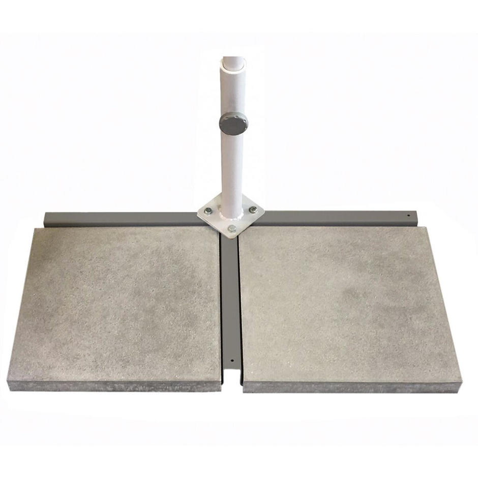 Flex Roof Easy Parasol Floor Base