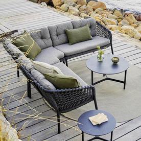 Ocean Outdoor 2 Seater Sofa Right Module