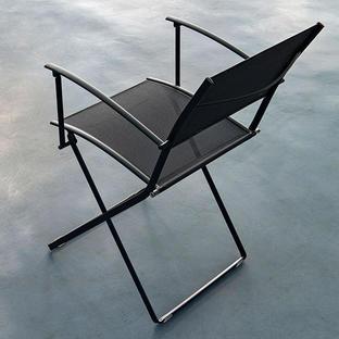 Plein Air Folding Armchair