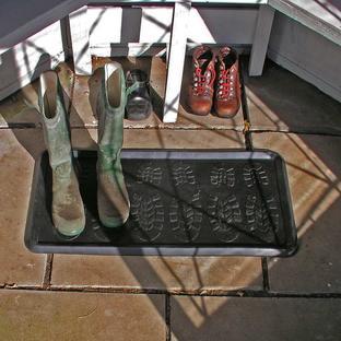 Muddy Boot Drip Tray