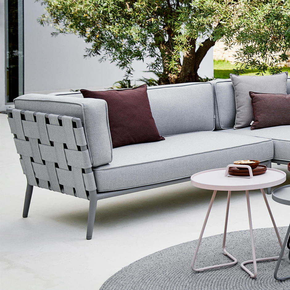 Conic Air Touch 2-Seat Sofa Right Module