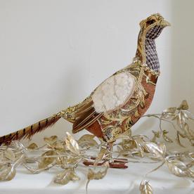 Beau Brocade Pheasant Standing