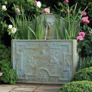 George & Dragon Water Tank