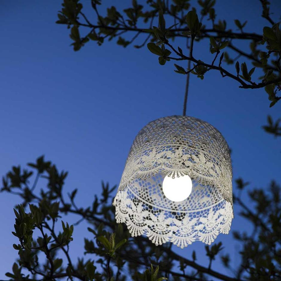 Outdoor LED Hanging Lamp