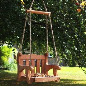 Bird Feeder Swing Seat
