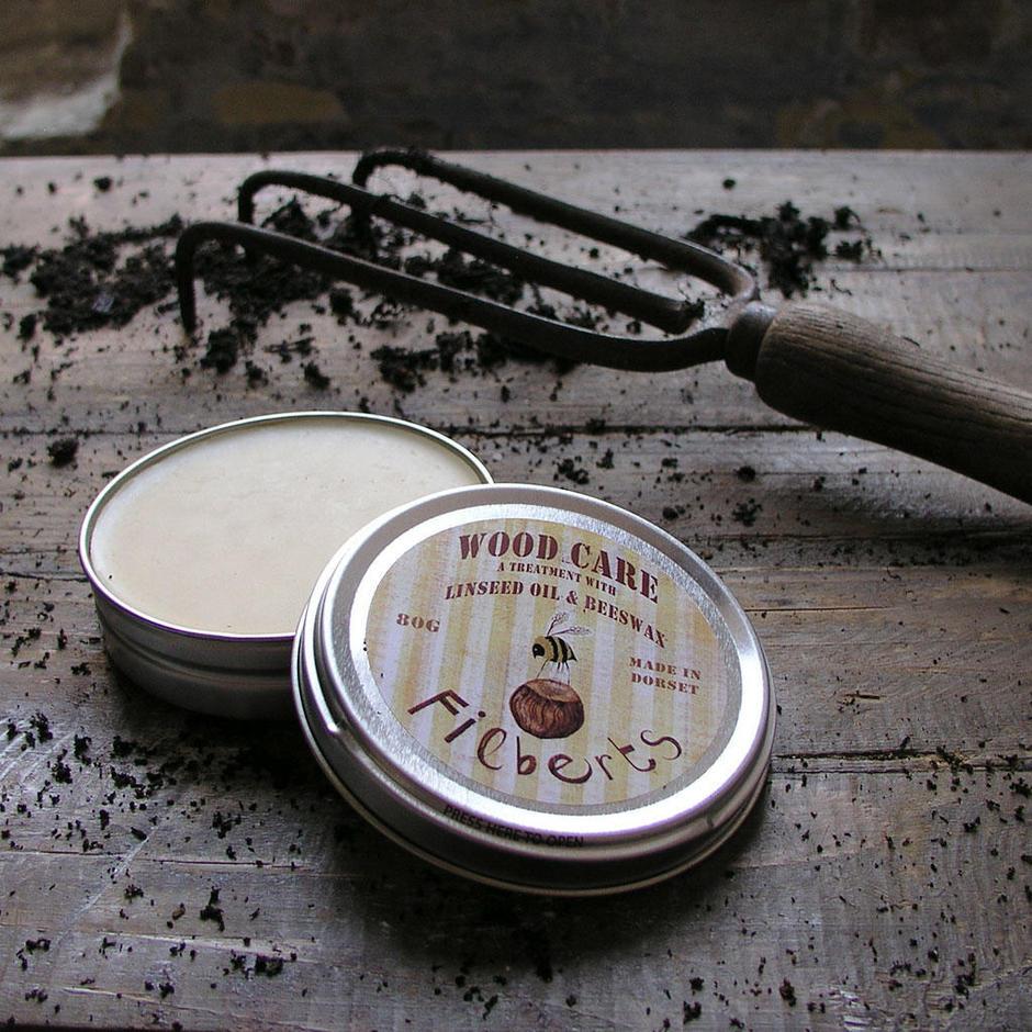 Natural Beeswax Care Polish