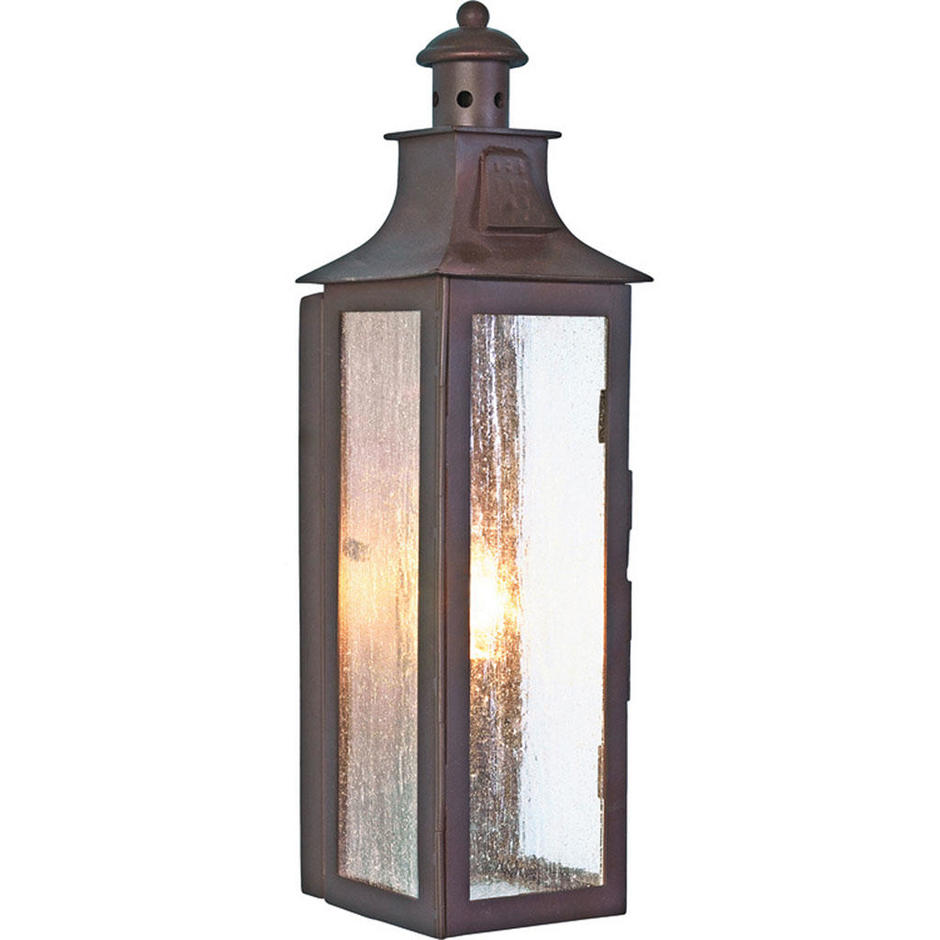 Stow Outdoor Wall Lantern