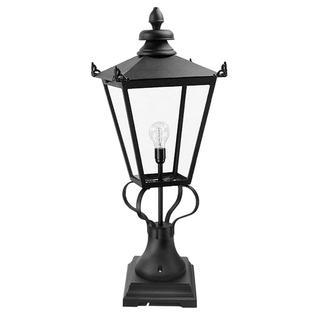 Wilmslow Outdoor Pedestal Lantern