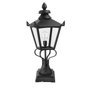Grampian Outdoor Pedestal Lantern