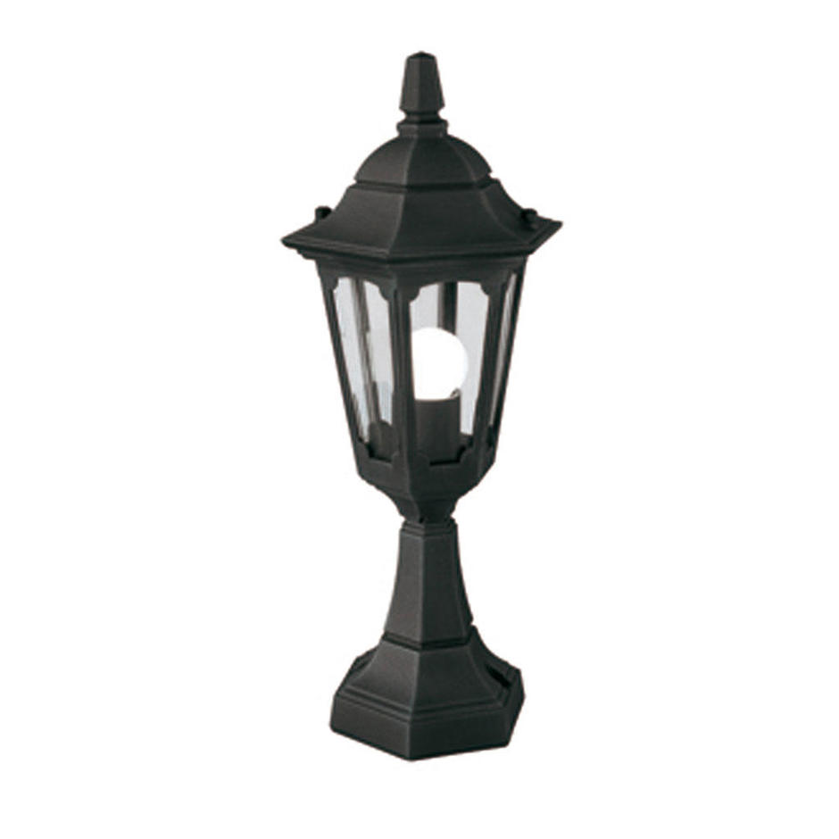 Parish Mini Outdoor Pedestal Lantern
