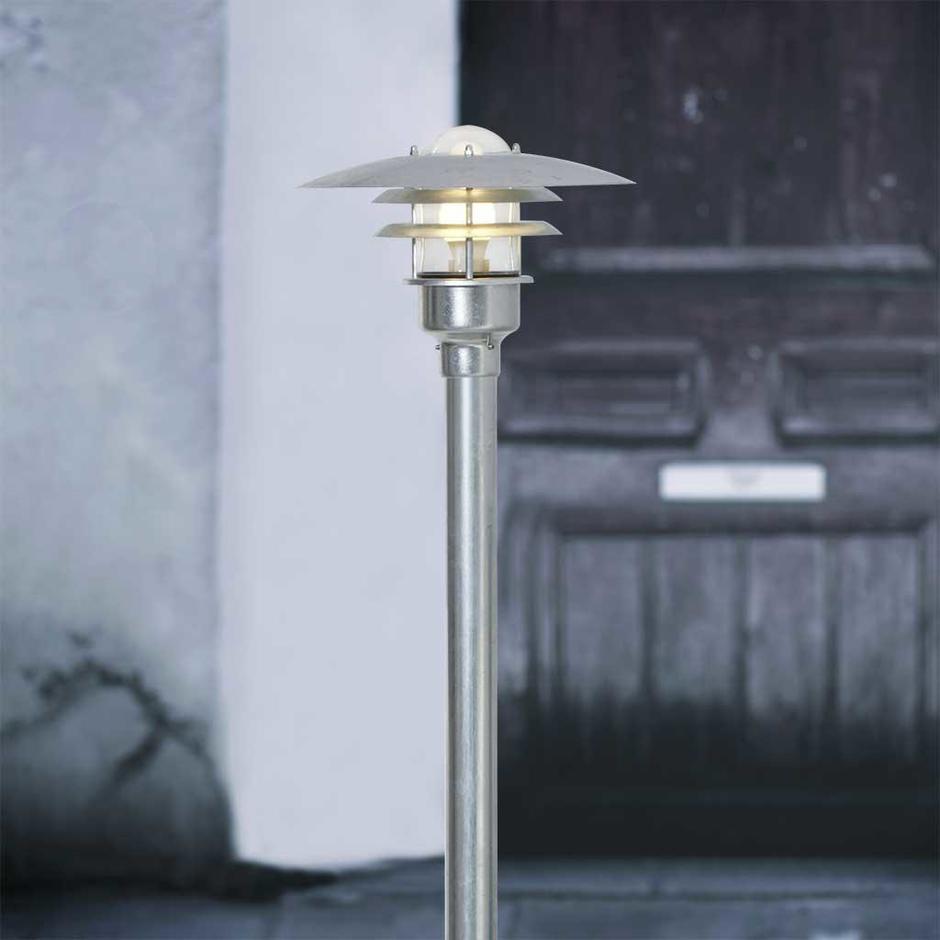 Lønstrup 32 Outdoor Pillar Lighting