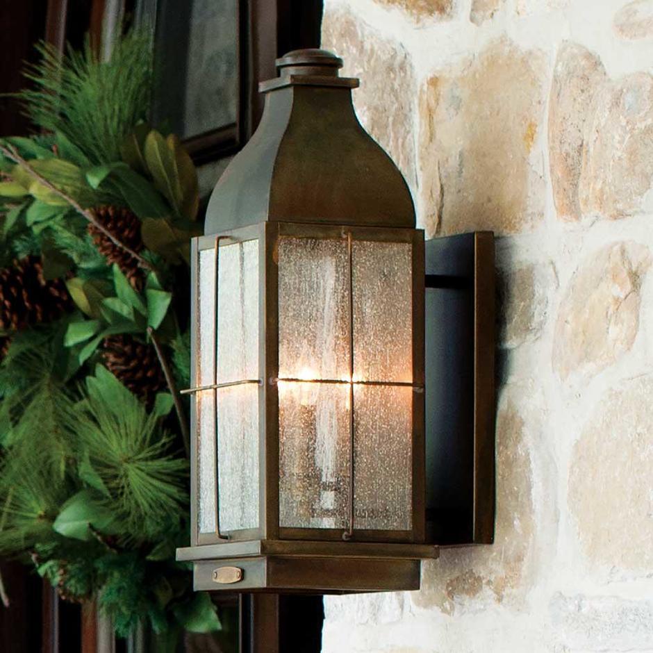 Bingham Outdoor Wall Lanterns