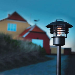 Vejers  Outdoor Pillar Lighting