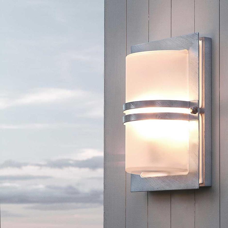 Basel Outdoor Wall Lanterns