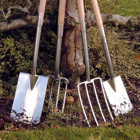 Garden Border Spade